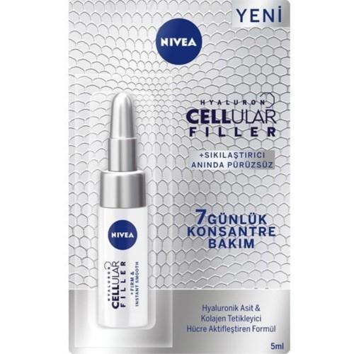 Nivea Hyaluron Cellular Anti Age Konsantre Bakım Serum 5 ml