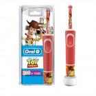 Oral-B D100 Çocuklar İçin Şarj Edilebilir Diş Fırçası Toy Story Seri