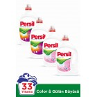 Persil Jel Gülün Büyüsü 2 adet + Renkliler İçin 2 adet (4 lü Set)