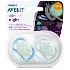 Philips Avent SCF376/21 Ultra Air Emzik 6-18 Ay (Mavi)