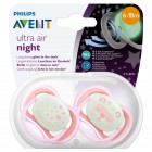 Philips Avent SCF376/22 Ultra Air Emzik 6-18 Ay (Pembe)