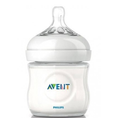 Philips Avent SCF690/17 Natural PP Biberon 125 ml