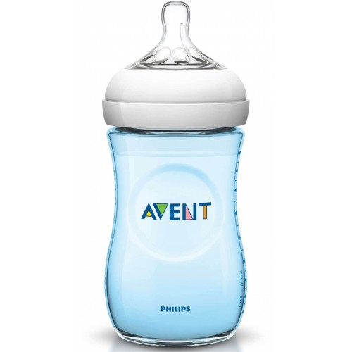 Philips Avent SCF695/17 Naturel 260 ml Mavi Biberon