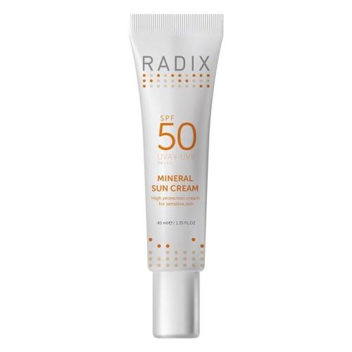 Radix Mineral Sun Hassas Ciltler İçin Spf 50 Güneş Kremi 40 ml