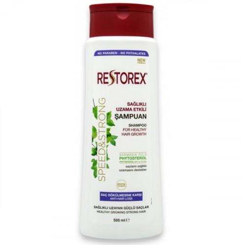 Restorex Saç Dökülmelerine Karşı Şampuan 500 ml