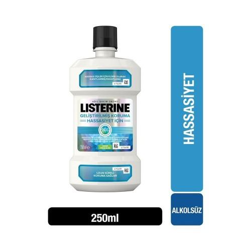 Listerine Ağız Bakım Suyu Advenced Defense Sensitive 250 ml