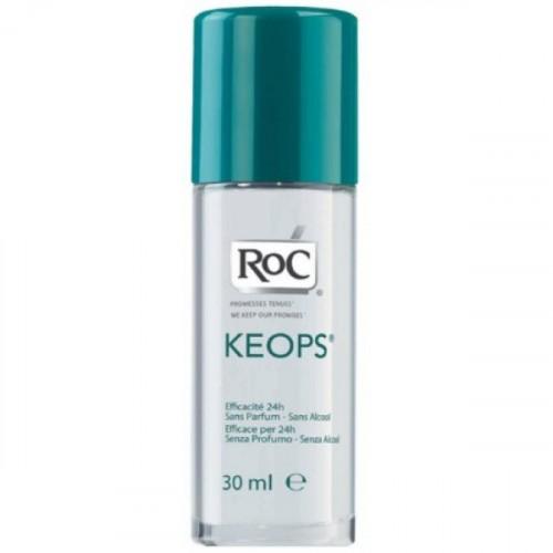 Roc Keops Rollon Deodorant 30 ml