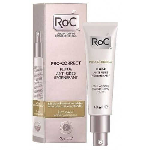 Roc Pro-Correct Anti Wrinkle Fluid Likit Krem 40 ml