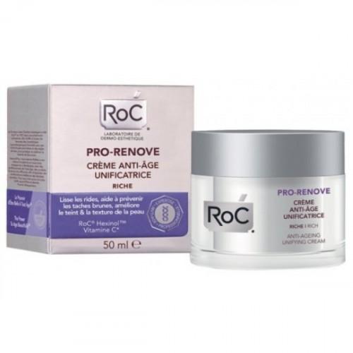 Roc Pro-Renove Anti-Age Yaşlanma Karşıtı Yoğun Bakım Kremi 50 ml