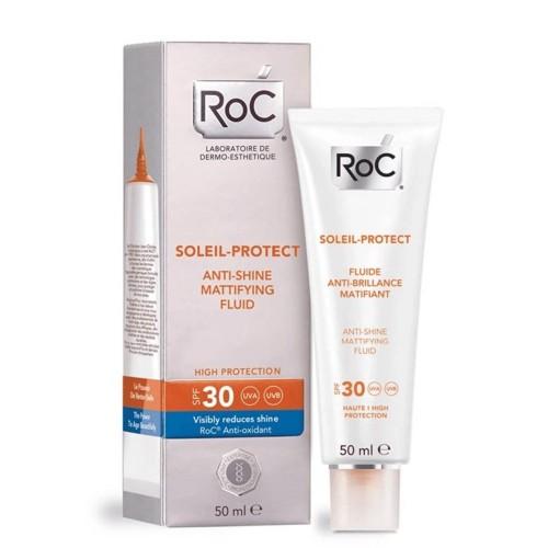 Roc Soleil Protect Parlama Karşıtı Likit Nemlendirici Spf30 50 ml