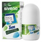 Siveno Doğal Roll-On Teen Blue 50 ml