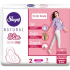 Sleepy Natural Slim İnce Ped Uzun 7 li