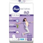 Sleepy Natural Soft İnce Ped Gece 20 li