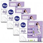 Sleepy Natural Soft İnce Ped Normal 8 li x 4 Adet