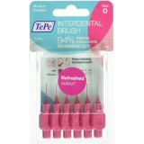 Tepe Interdental Brush Arayüz Fırçası Pembe 0.4 mm 6 lı