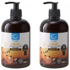 The LifeCo Care Organik Sıvı Sabun Argan Yağı 500 ml x 2 Adet