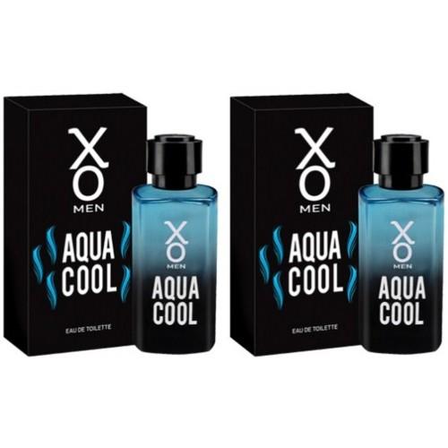 Xo Aqua Cool Men Edt Parfüm 100 ml x 2 Adet