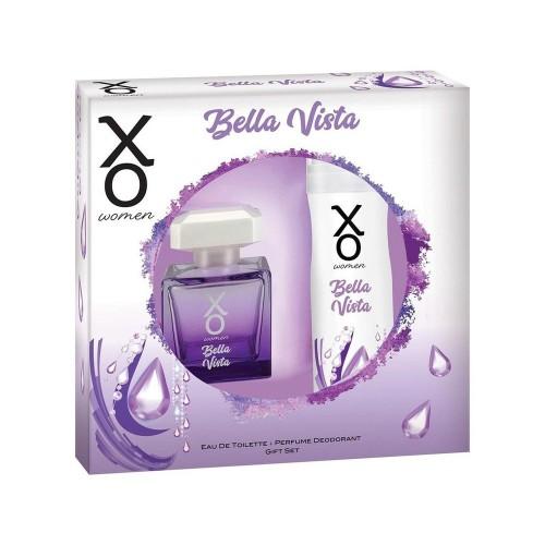 Xo Bella Vista Women Edt 100 ml + Deodorant 125 ml