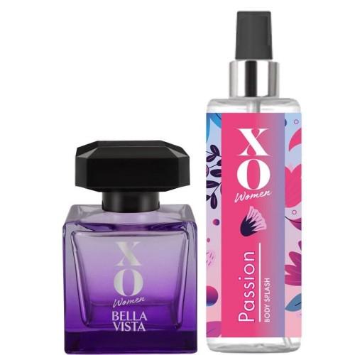 Xo Bella Vista Women Edt Parfüm 100 ml x 2 Adet
