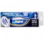 Signal White Now Gold Diş Macunu 75ml + Fırça Hediyeli