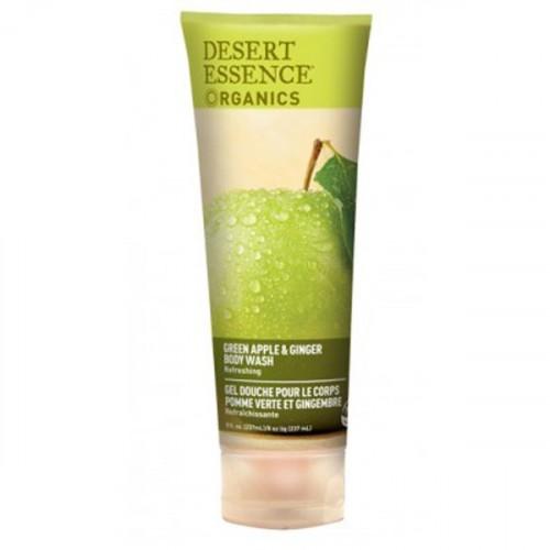 Desert Essence Duş Jeli Yeşil Elma ve Zencefil Özlü 237 ml
