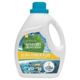 Seventh Generation Ultra Power Plus Doğal Sıvı Çamaşır Deterjanı Taze Kokulu 2.8 lt