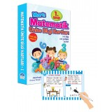 1. Sınıf Matematik Ünite Bilgi Kartları - Yaz Sil Kalemli - Emine Sevgi Özen
