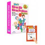 2. Sınıf Biraz Şiir Biraz Problem Kartları - Yaz Sil Kalemli - Mustafa Işık