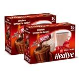 Nestle Sıcak Çikolata 16 lı (Fincan Hediyeli) x 2 Adet
