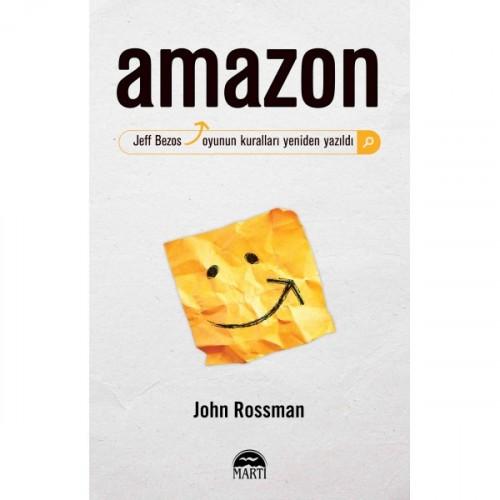 Amazon - John Rossman