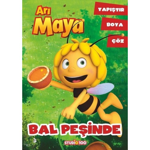 Arı Maya - Bal Peşinde - Kolektif