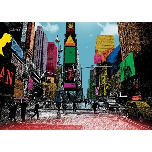Art Puzzle Tımes Meydanı 2000 Parça Puzzle 4714