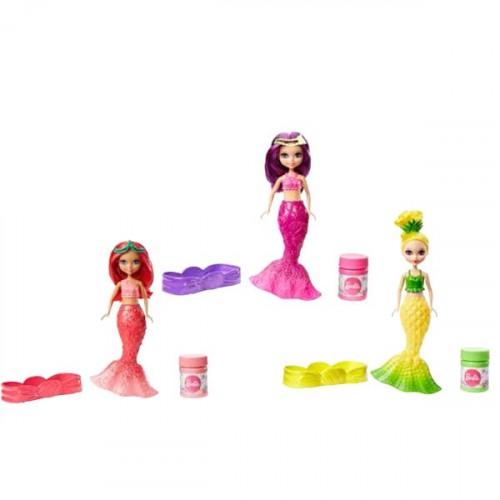 Barbie Hayaller Ülkesi Baloncuklu Küçük Denizkızları DVM97