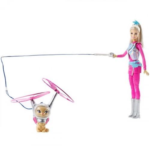 Barbie Uzay Macerası Yıldız Prensesi ve Köpeği Dwd24