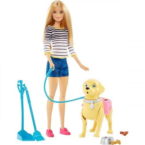 Barbie ve Tuvalet Eğitimindeki Köpeği DWJ68