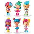 Barbie Video Oyunu Kahramanı Küçük Bebekler DTW13