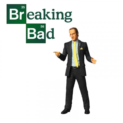 Breaking Bad: Saul Goodman Action Figure