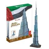 Cubic Fun 3D 136 Parça Led Puzzle Burj Khalifa MC133H