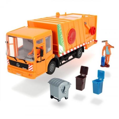 Dickie Toys Econic City Çöp Kamyonu Oyun Seti 3748004