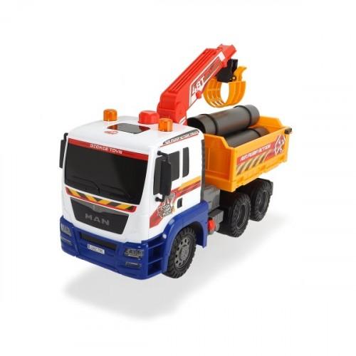 Dickie Toys Hava Pompalı İş Kamyonu 203809005