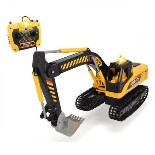 Dickie Toys Mighty Excavator Kablo Kumandalı Kepçe 70cm 3729000