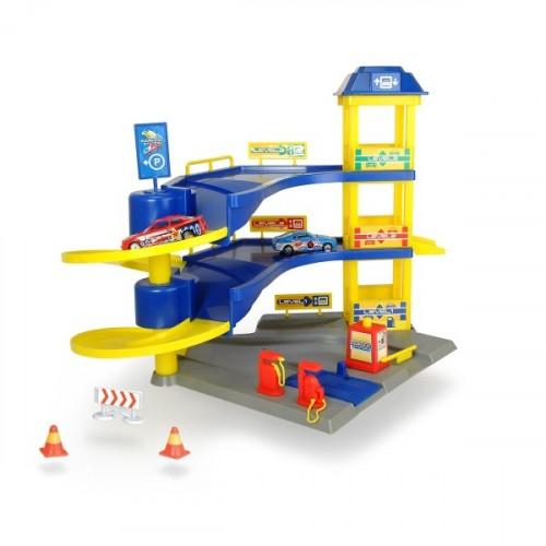 Dickie Toys Otopark Oyun Seti 3748000