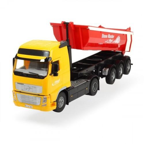 Dickie Toys Volvo Stone Master Hafriyat Kamyonu 50cm 203829005