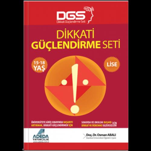 Dikkati Güçlendirme Seti Lise 15-18 Yaş - Osman Abalı