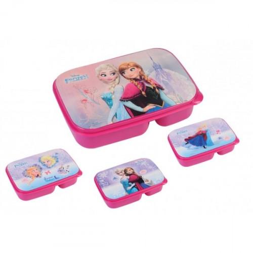 Disney Frozen Lisanslı Yemek Kabı 382429