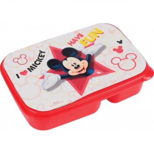Disney Mickey Lisanslı Yemek Kabı 382480/1