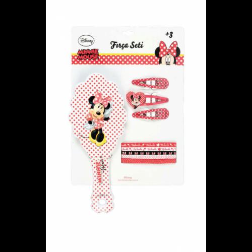 Disney Minnie Mouse Fırça Seti 378765