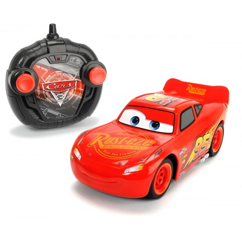 Disney Cars 3 Turbo Racer Şimşek McQueen UK Araba 3084003