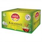 Doğuş Karadeniz Demlik Poşet Çay Bergomat Aromalı 500'lü Paket