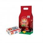 Doğuş Karadeniz Tiryaki Çay 5000 gr + Küp Şeker 360lı 1000 gr